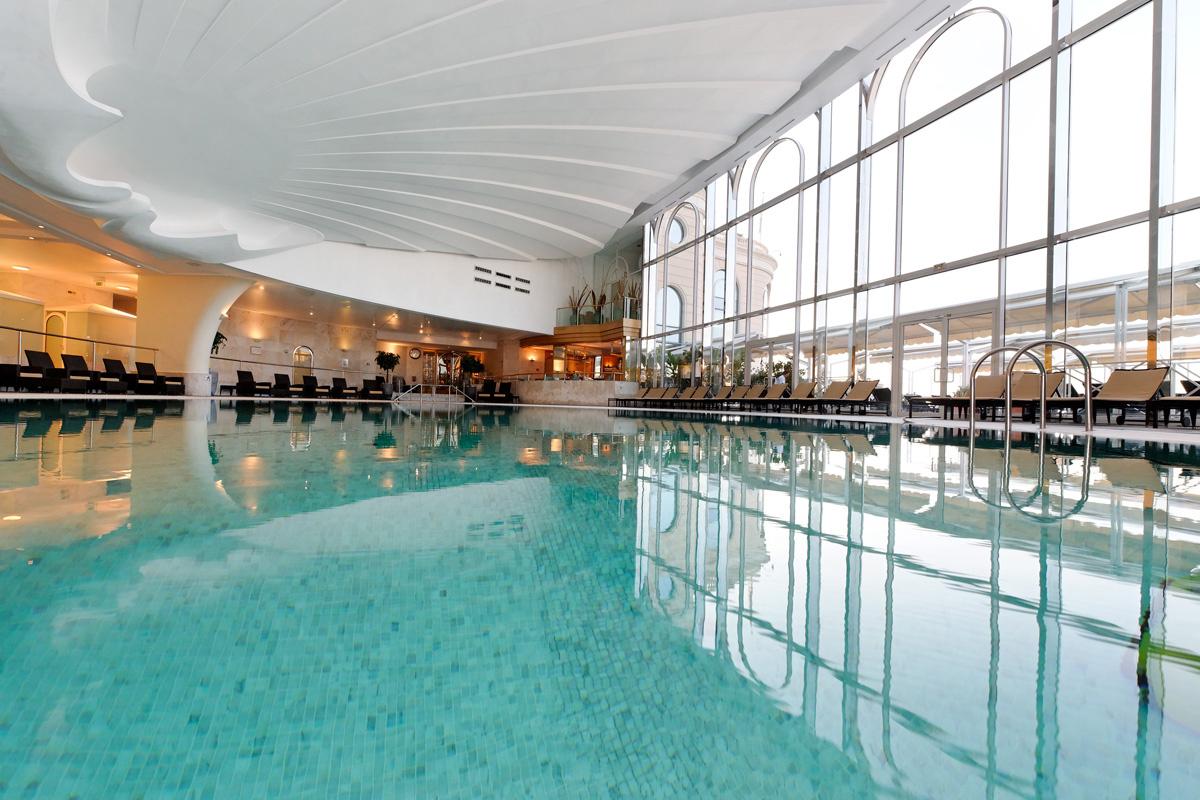 Meilleur spa d'hôtel en Europe
